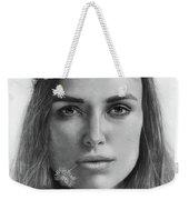 Keira Knightley Weekender Tote Bag