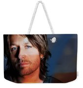 Keith Urban  Weekender Tote Bag