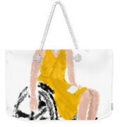 Kelly Weekender Tote Bag by Nancy Levan