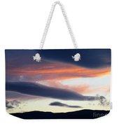 Kelowna Sunset 2 Weekender Tote Bag