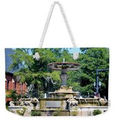 Kenan Memorial Fountain Weekender Tote Bag