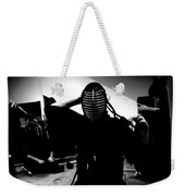 Kendo - Suiting Up For Examination Weekender Tote Bag