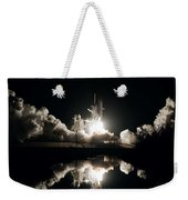 Kennedy Space Center, United States By Nasa Weekender Tote Bag