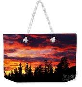 Kenosha Pass Sunrise Weekender Tote Bag