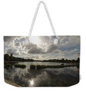 Kensington Clouds Weekender Tote Bag