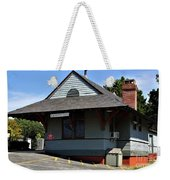 Kensington Train Station Weekender Tote Bag
