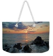 Kent Island Mother's Day Sunset Weekender Tote Bag