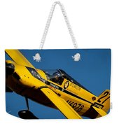 Kent Jackson In Once More, Friday Morning. 16x9 Aspect Signature Edition Weekender Tote Bag