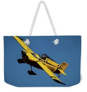 Kent Jackson In Once More, Friday Morning 5x7 Aspect Weekender Tote Bag