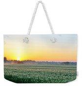 Kentucky Wheat Crop Weekender Tote Bag