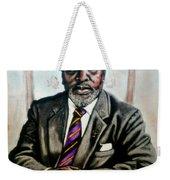 Kenyatta  Weekender Tote Bag