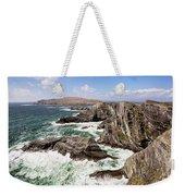 Kerry Cliffs Weekender Tote Bag