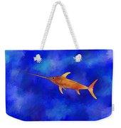 Kessonius V1 - Amazing Swordfish Weekender Tote Bag