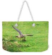 Kestrel Landing Weekender Tote Bag