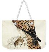 Kestril, Female Weekender Tote Bag