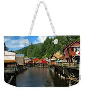 Ketchikan Creek Weekender Tote Bag