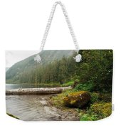 Ketchikan's Misty Fjord Weekender Tote Bag