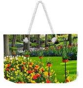 Keukenhof Ornamental Garden. Weekender Tote Bag