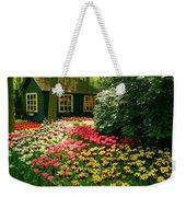 Keukenhof's Tulips Weekender Tote Bag