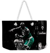 Kevin Garnett Not In Here Weekender Tote Bag