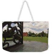 Kew Sundial Weekender Tote Bag
