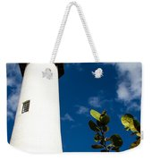 Key Biscayne Lighthouse, Florida Weekender Tote Bag