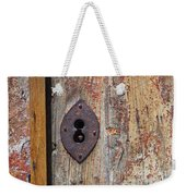 Key Hole Weekender Tote Bag