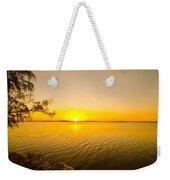 Key Largo Sunrise 2 Weekender Tote Bag