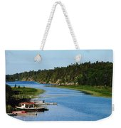 Key River Weekender Tote Bag