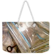 Key To Life In Abstract Weekender Tote Bag