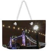 Key To The Bridge Weekender Tote Bag
