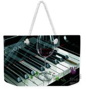 Key To Wine Weekender Tote Bag