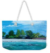 Key West Beach Weekender Tote Bag
