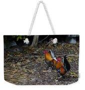 Key West Chickens Weekender Tote Bag