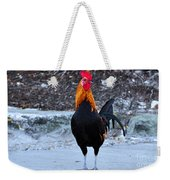 Key West Cock Weekender Tote Bag