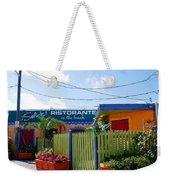 Key West Colors Weekender Tote Bag by Susanne Van Hulst