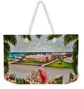 Key West High School From The 60's Era Weekender Tote Bag