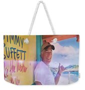 Key West Illusion Weekender Tote Bag