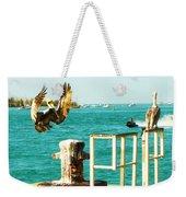 Key West Landing Weekender Tote Bag