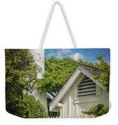 Key West Lighthouse Dsc01547_16 Weekender Tote Bag
