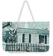 Key West Lighthouse Impression Weekender Tote Bag