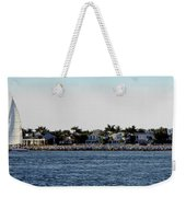 Key West Panorama Weekender Tote Bag