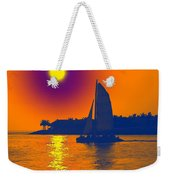 Key West Passion Weekender Tote Bag