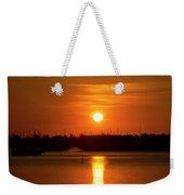 Key West Sunrise 36 Weekender Tote Bag
