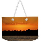 Key West Sunset 25 Weekender Tote Bag