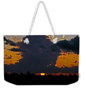 Key West Sunset Glory Weekender Tote Bag