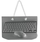 Keyboard And Mouse  Weekender Tote Bag