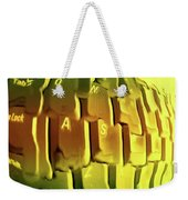 Keyboard Fried Weekender Tote Bag