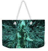 Keyed To The Matrix Weekender Tote Bag