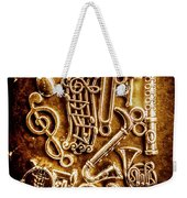 Keys Of A Symphonic Orchestra Weekender Tote Bag